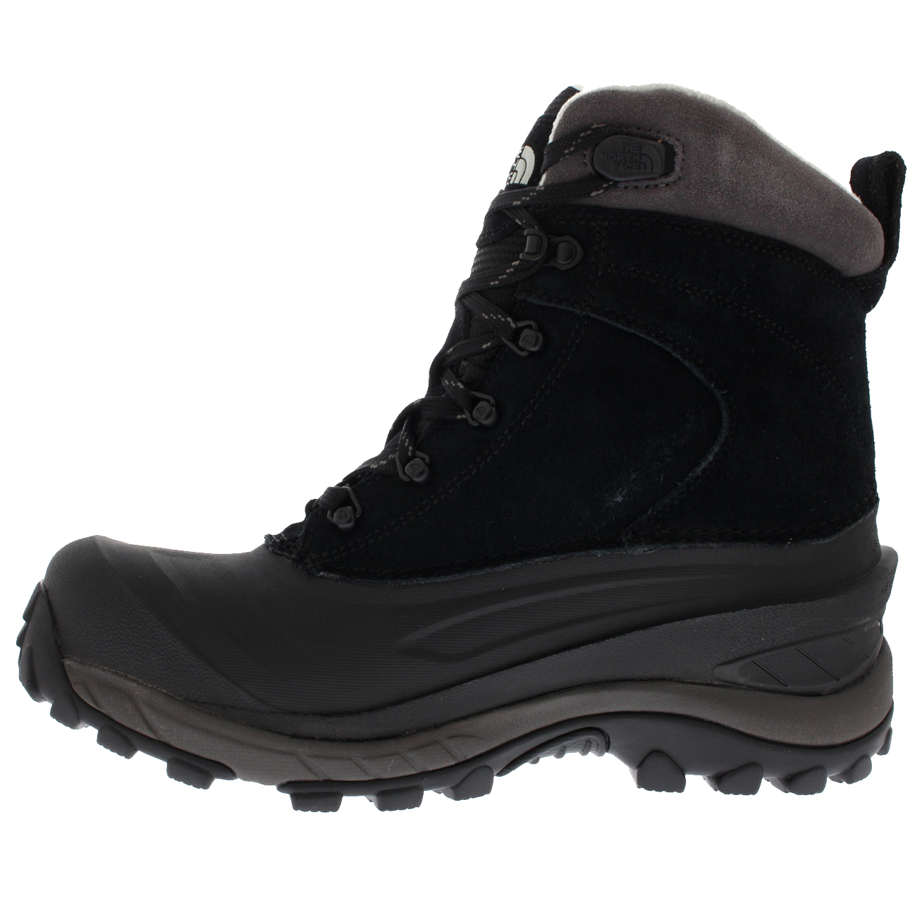 The North Face Chilkat III Men/'s Waterproof Insulated Winter Boots