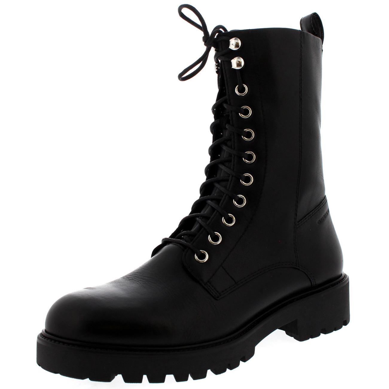 Vagabond Kenova Black Boots