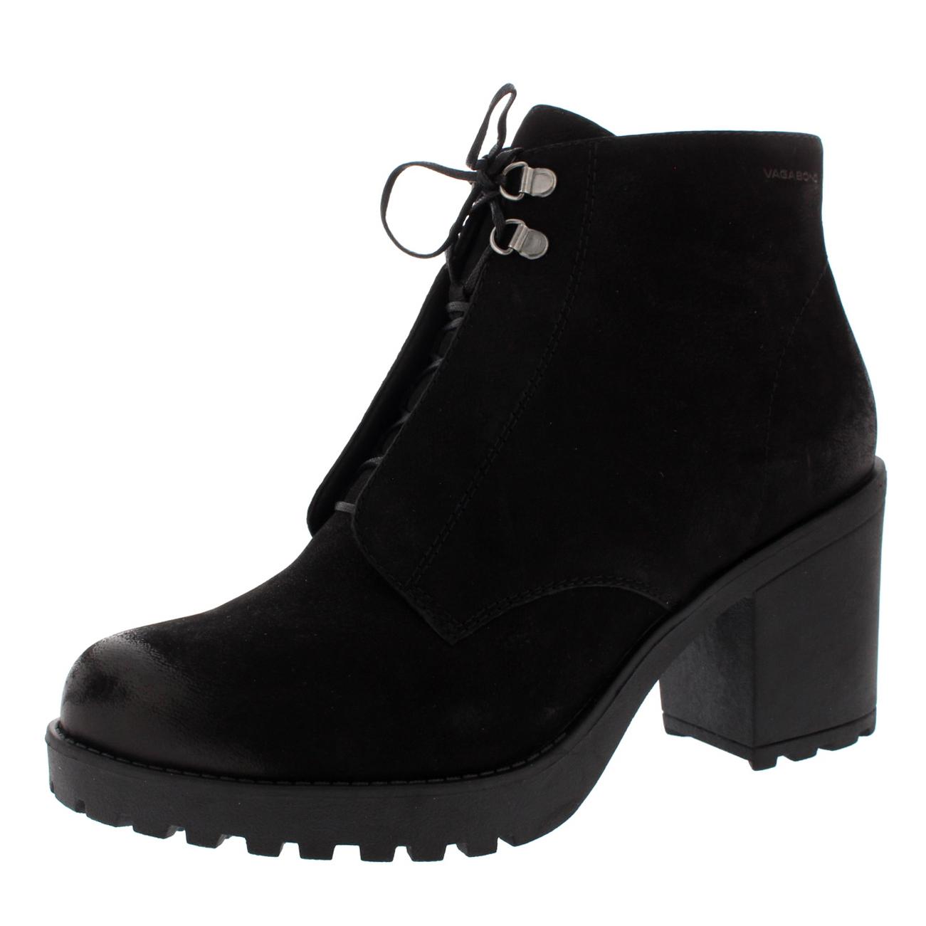 Vagabond Grace Suede Boots