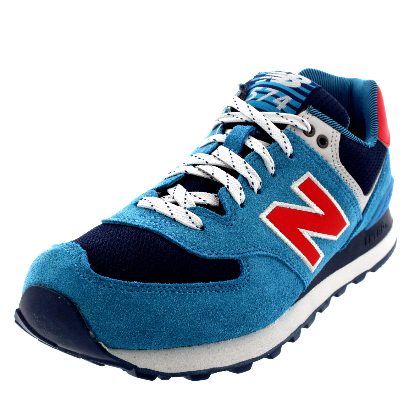 outlet store d564e 5d614 mens new balance 574 out east casual shoes