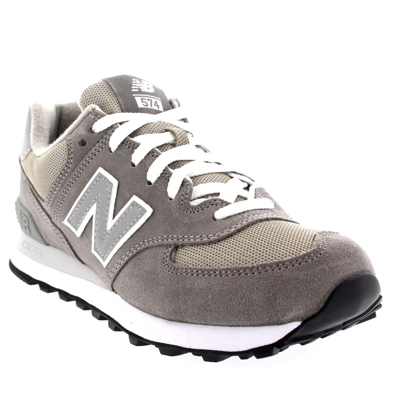 Da Uomo New Balance 574 Classic Traditionals Sports Running Casual UK 7 12