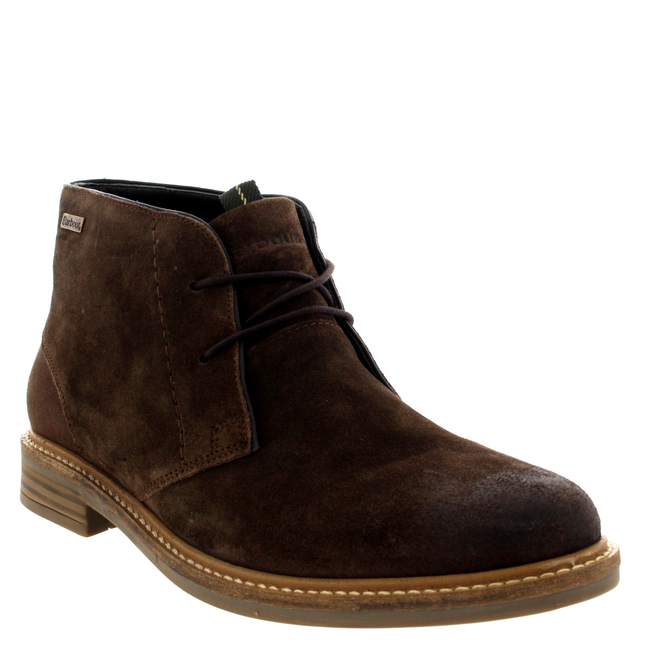 Barbour Redhead Suede