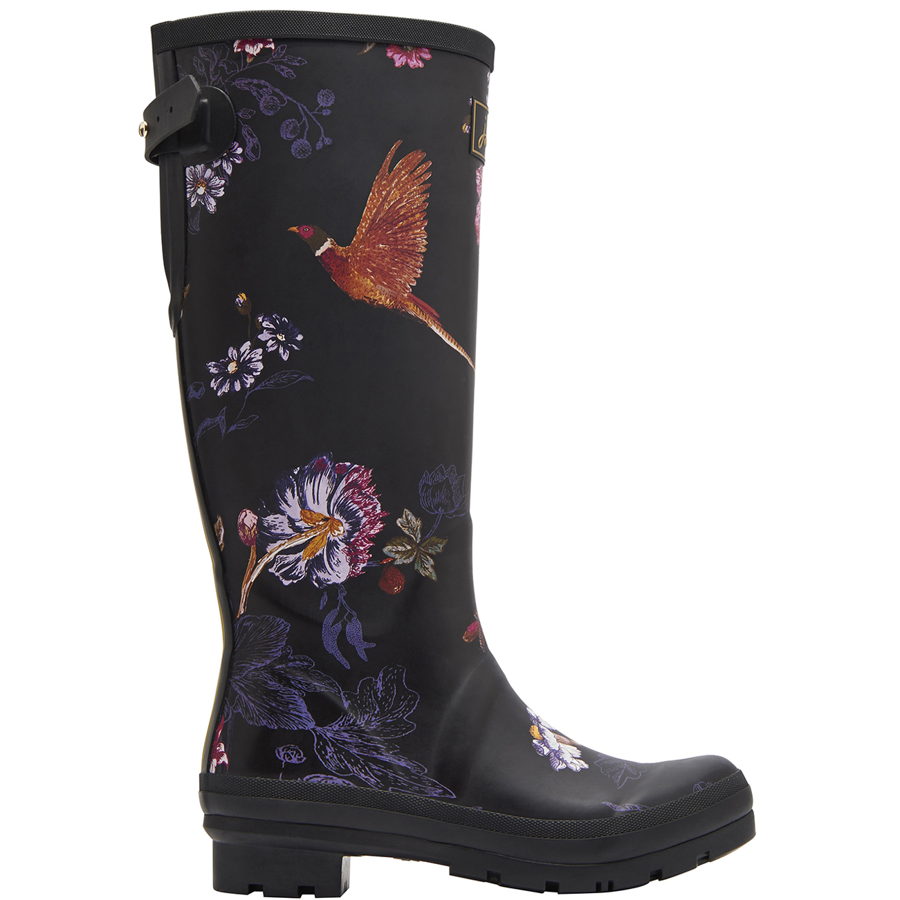 Joules Printed Wellies Boots