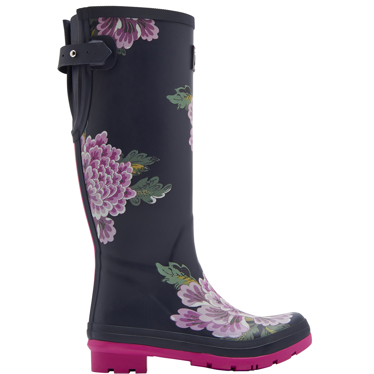 Womens Joules Printed Wellies Waterproof Rubber Winter Wellington Boots UK  3-8 2b6dfcfe5