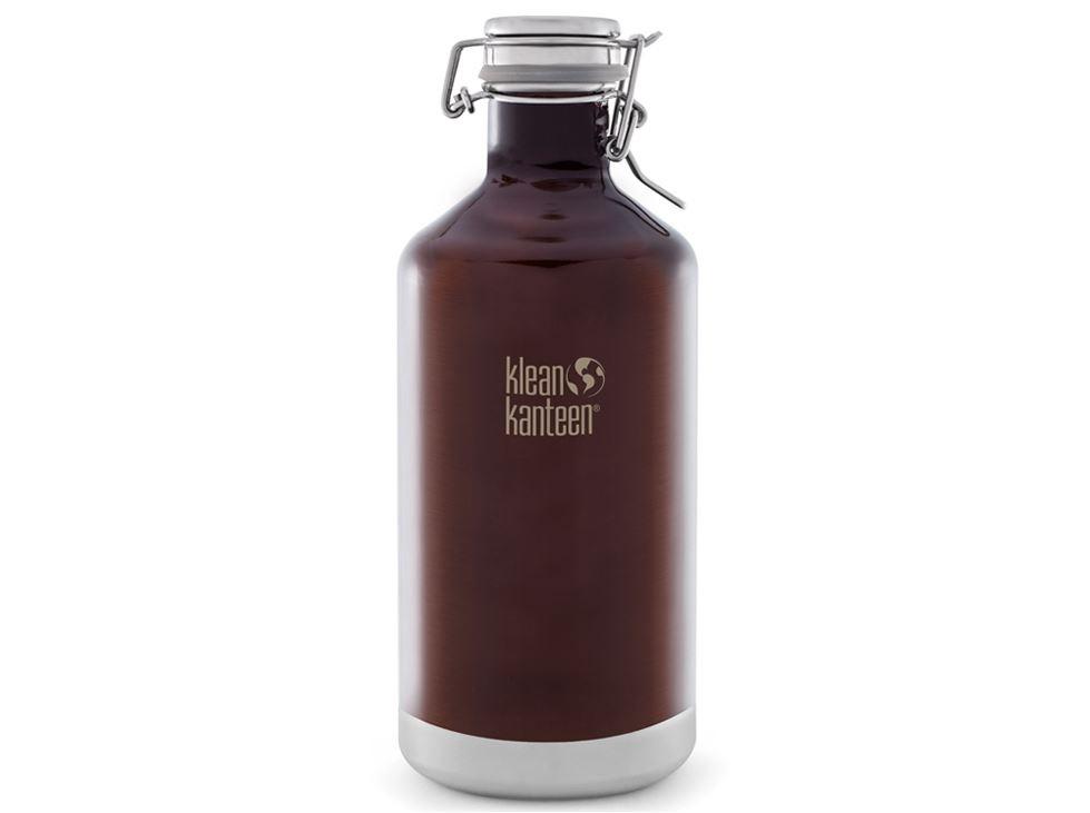 Klean Kanteen vuoto Growler isolamento sotto vuoto Kanteen 946 ml Bottiglia D'AcquA Rrp .95 3c44c5