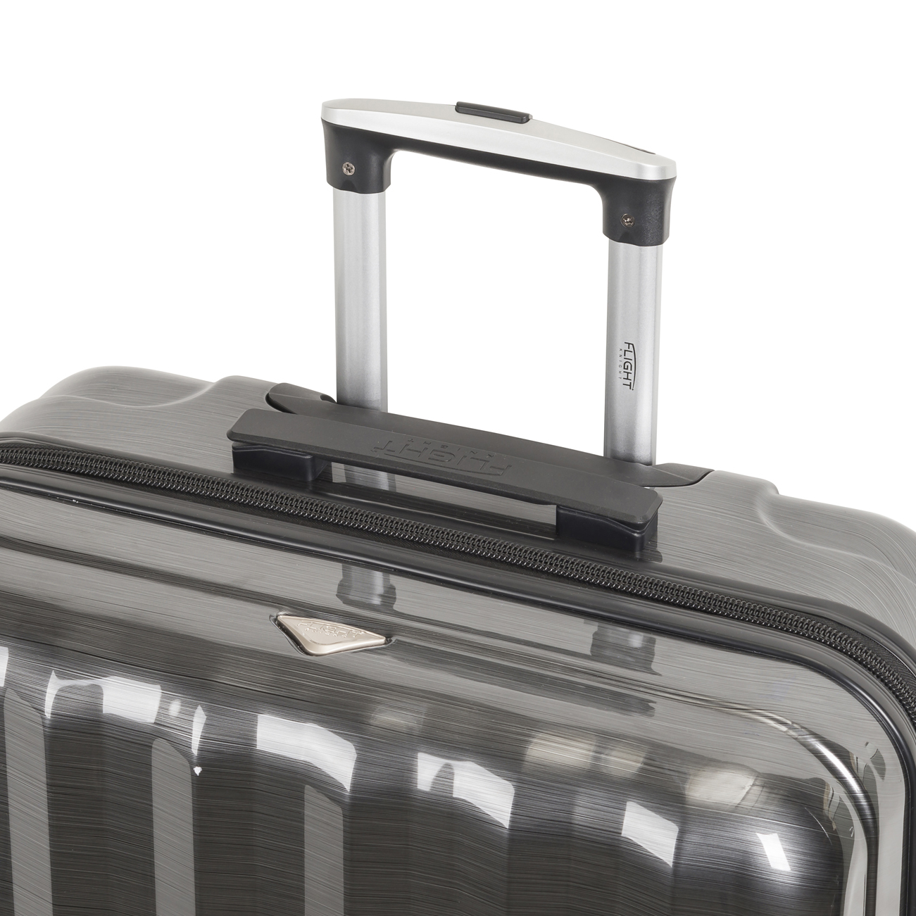 Details about Carry On Hand Luggage Lightweight Hard Case Travel Bag Max  Size Virgin Atlantic