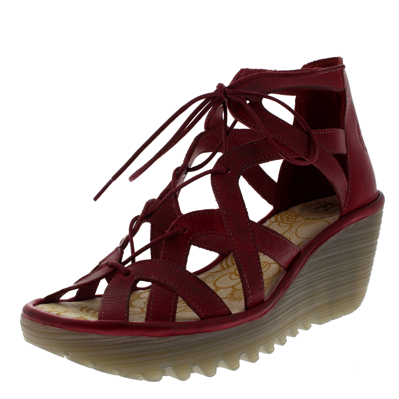 Donna COLMAR Fly London yeli COLMAR Donna Pelle Fashion tacchi a zeppa e lavoro ufficio tutte le taglie 955d5c