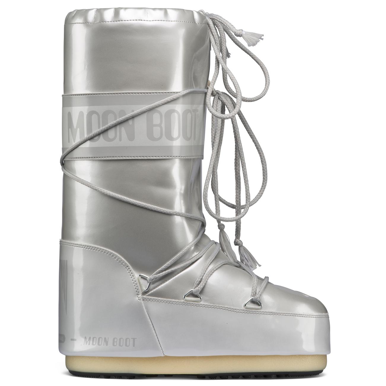 Unisex-Adults-Original-Tecnica-Moon-Boot-Vinil-Met-Nylon-Padded-Boots-All-Sizes