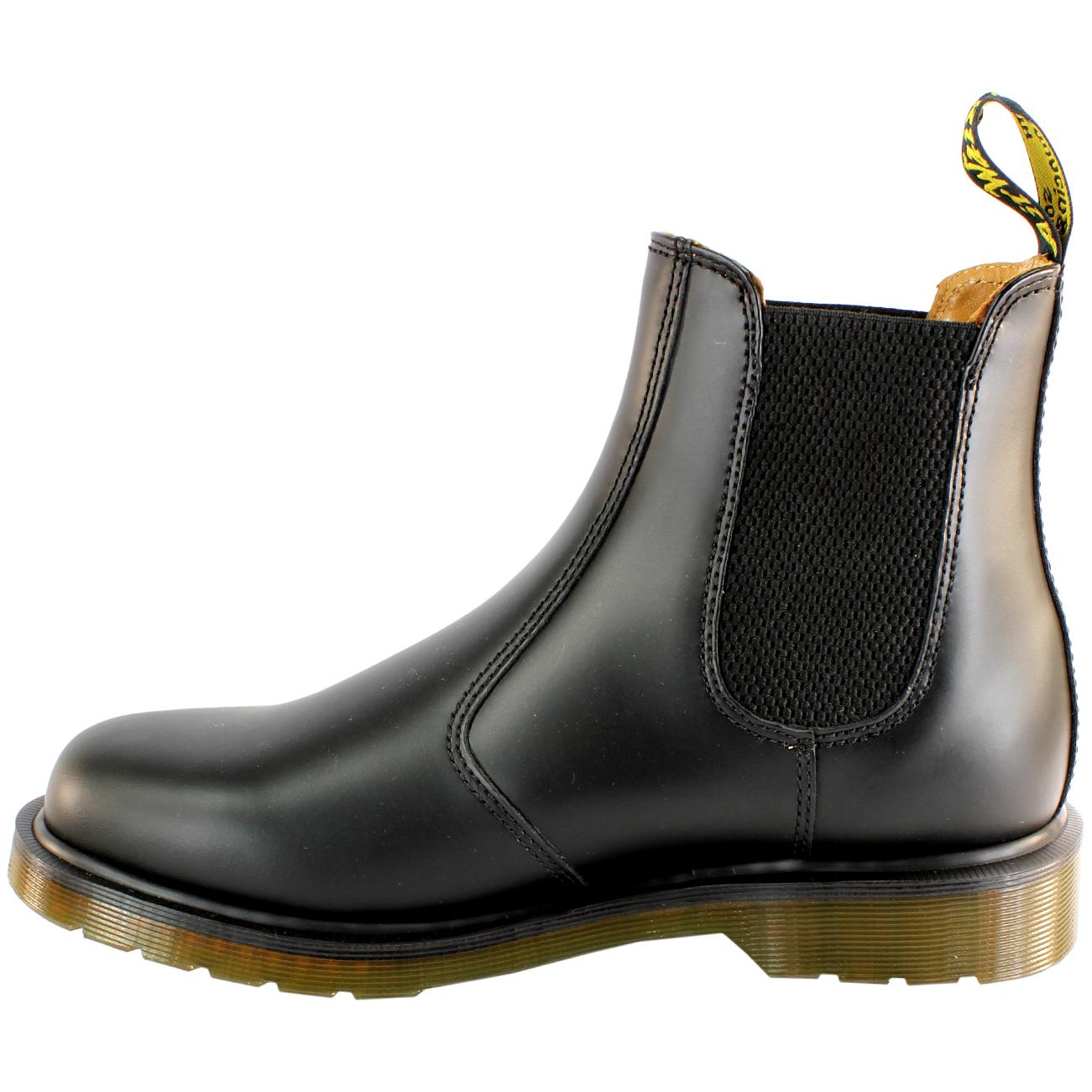 Da Uomo Martens 2976 classico Dr Chelsea in Pelle Le Stile Stivali Alti Alla Caviglia Tutte Le Pelle Taglie 99a8f1