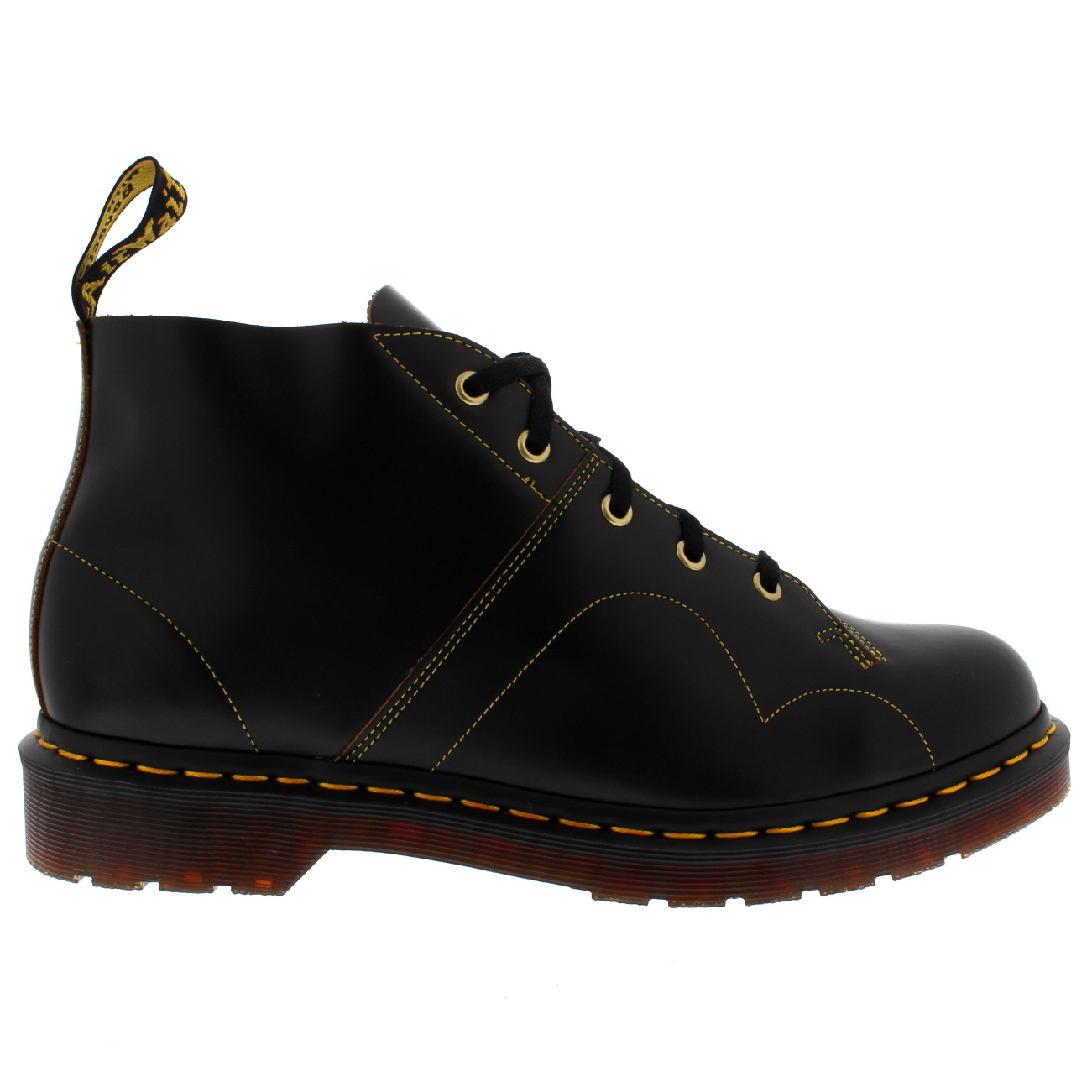 Unisex Adults Dr Martens Church Doc Martens Fashion Casual Flat Boots All Sizes
