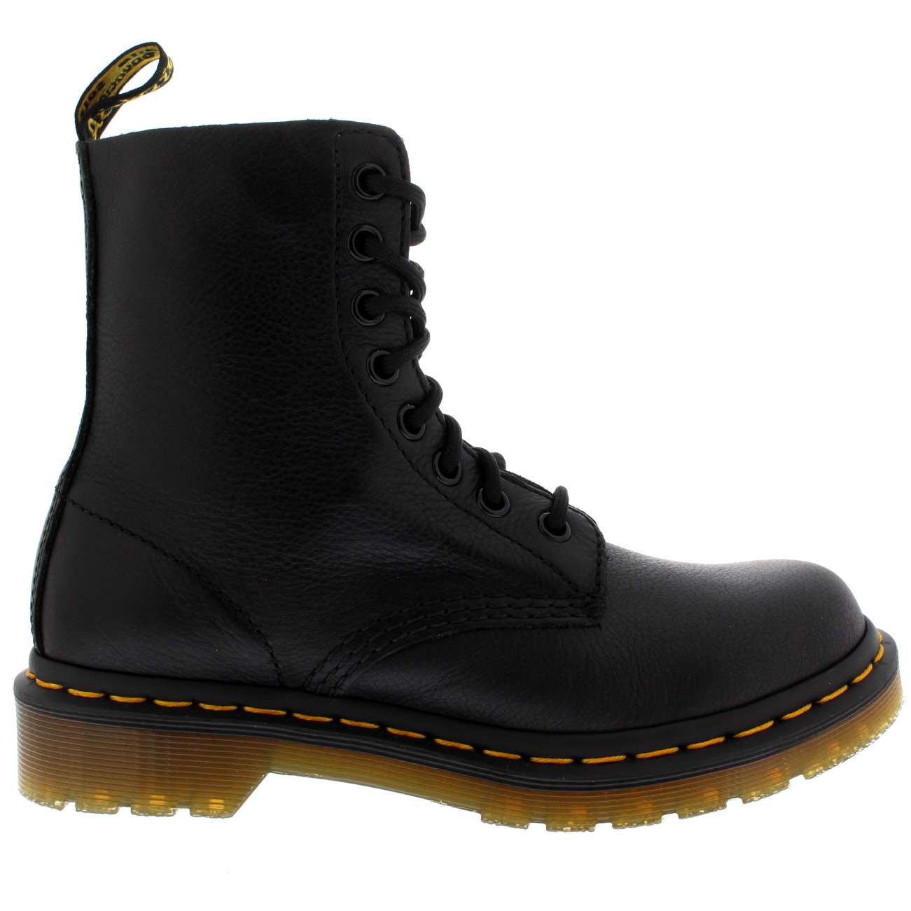Ladies Dr Martens Pascal Virginia Fashion Casual Work Classic Boots All Sizes