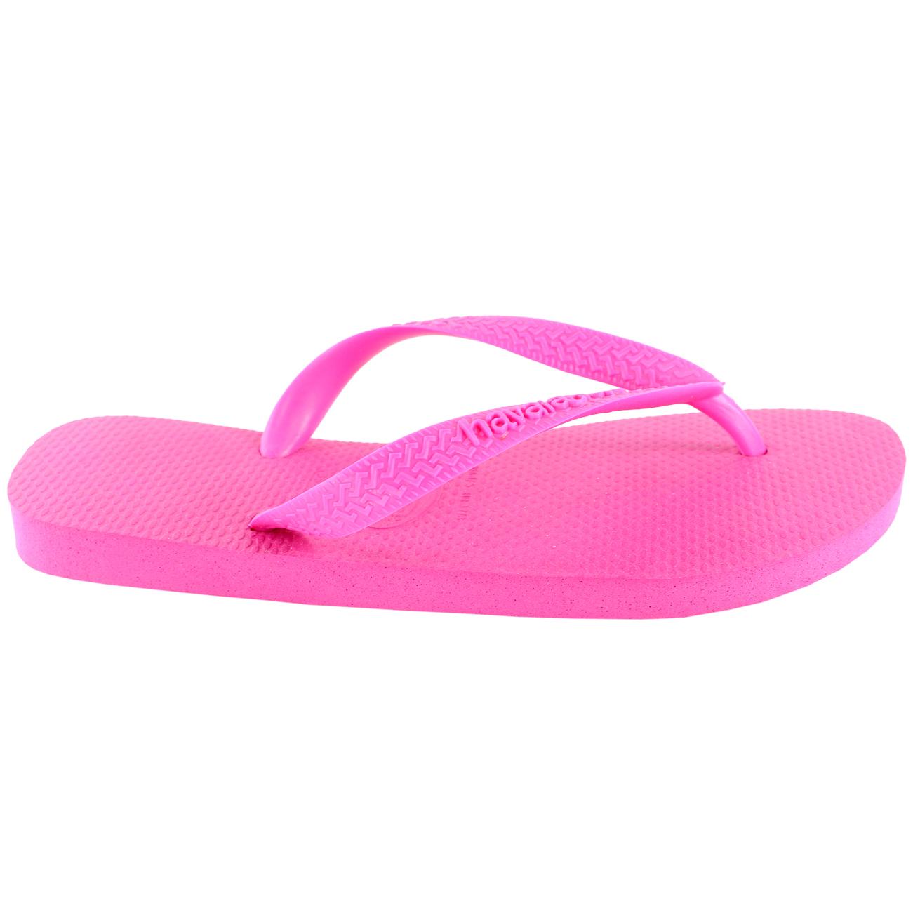 Ladies Havaianas Top Holiday Beach Flip Flops Summer ...