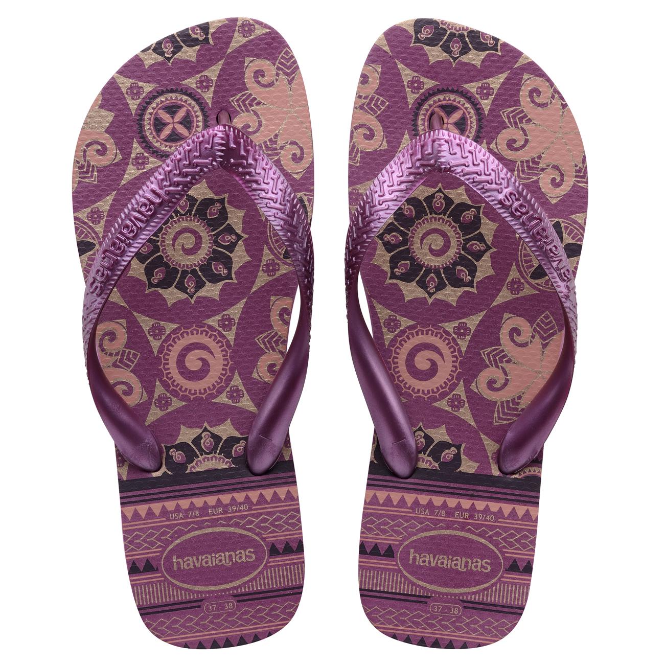 462f6cd240b8 Ladies Havaianas Spring Sandal Beach Thong Toe Post Holiday Flip Flops All  Sizes