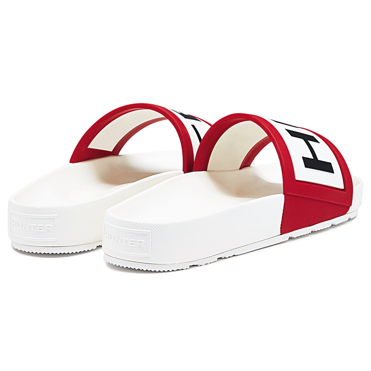 Ladies-Hunter-Slides-Beach-Pool-Shoes-Holiday-Open-
