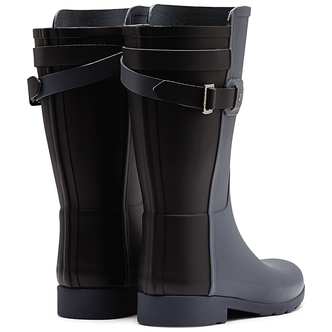 mesdames hunter original original hunter des bottes de neige raffinés erse arrière de toutes tailles courtes d6220c
