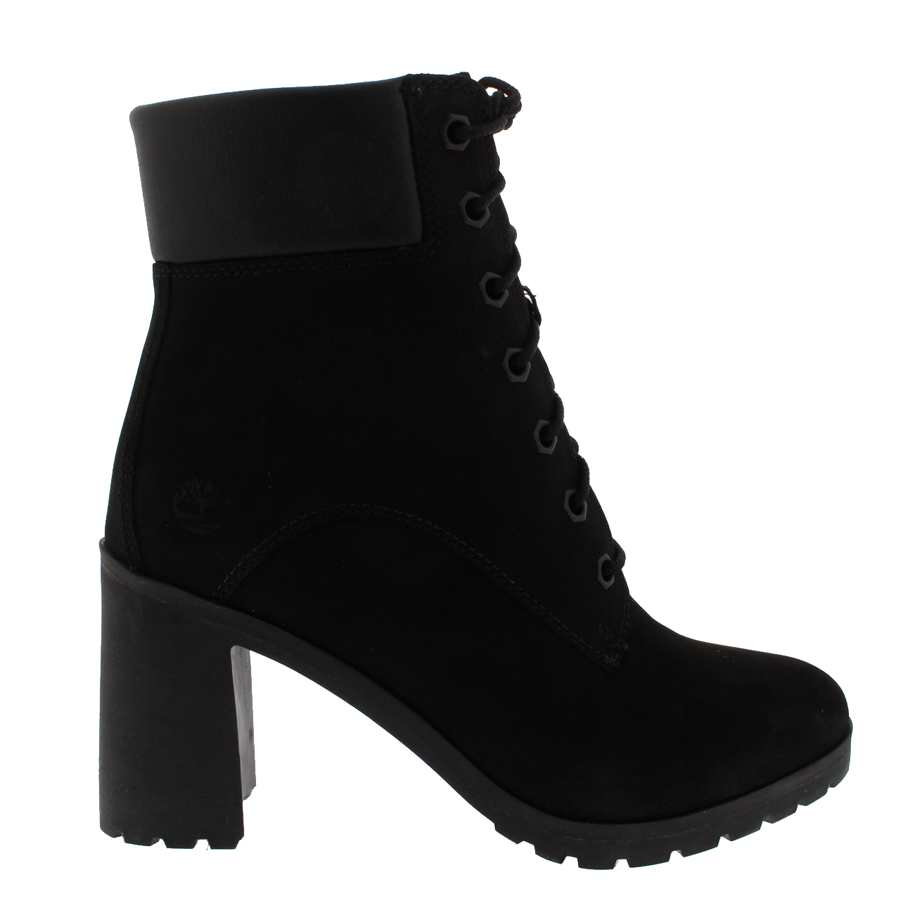 d8fa58ff6ab5 Details about Ladies Timberland Arllington 6 Inch Lace Festival Sassy High  Heel Boot All Sizes