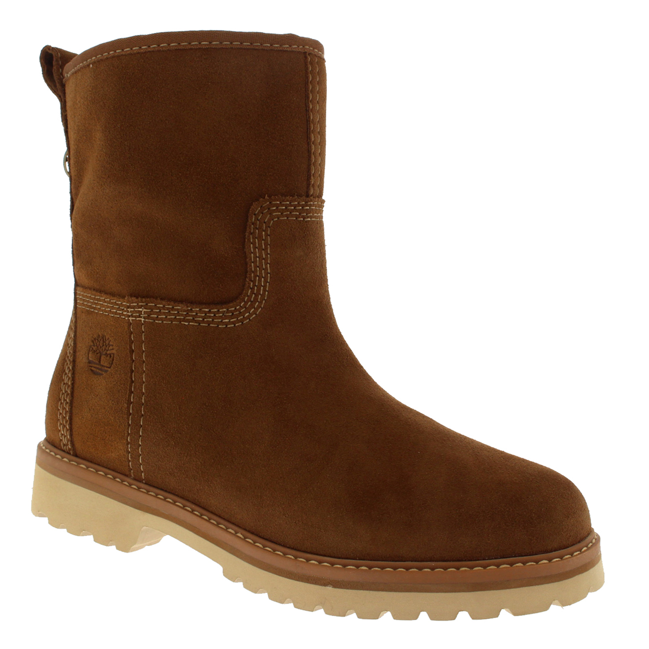 Details about Ladies Timberland Chamonix Valley Waterproof Casual Mid Calf Boots All Sizes