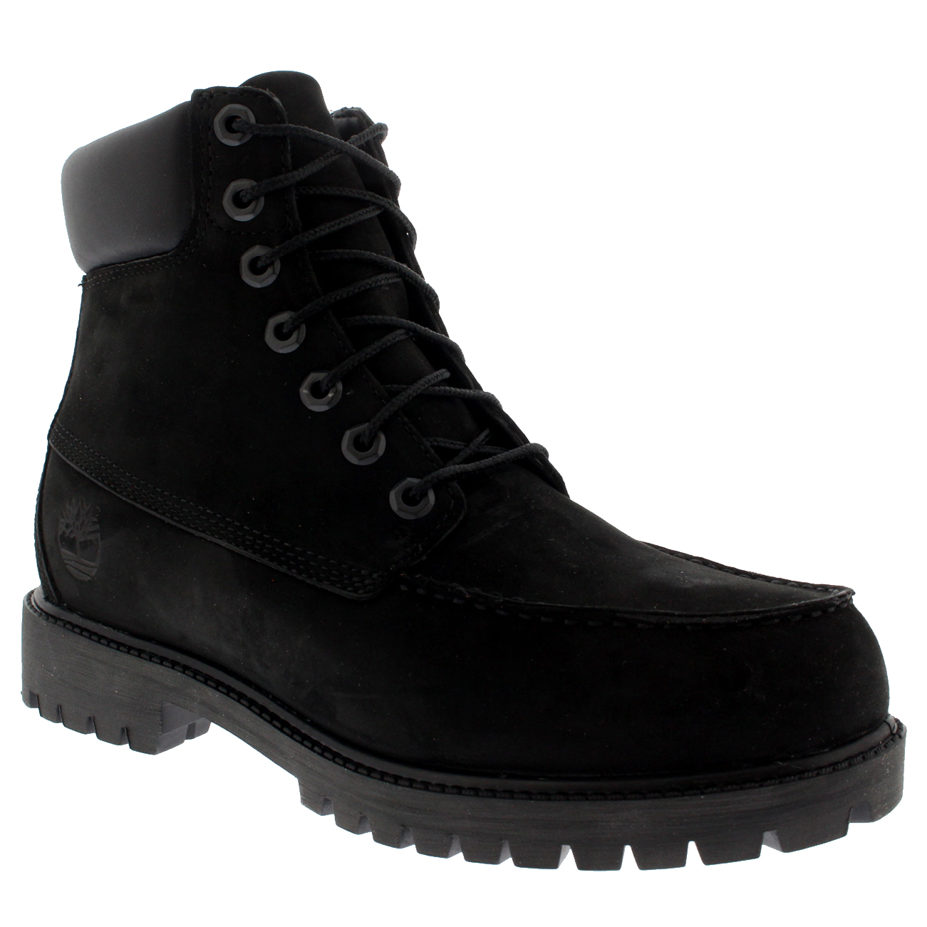 Details about Mens Timberalnd 6 Inch Icon Moc Waterproof Lace Up Winter Ankle Boots All Sizes