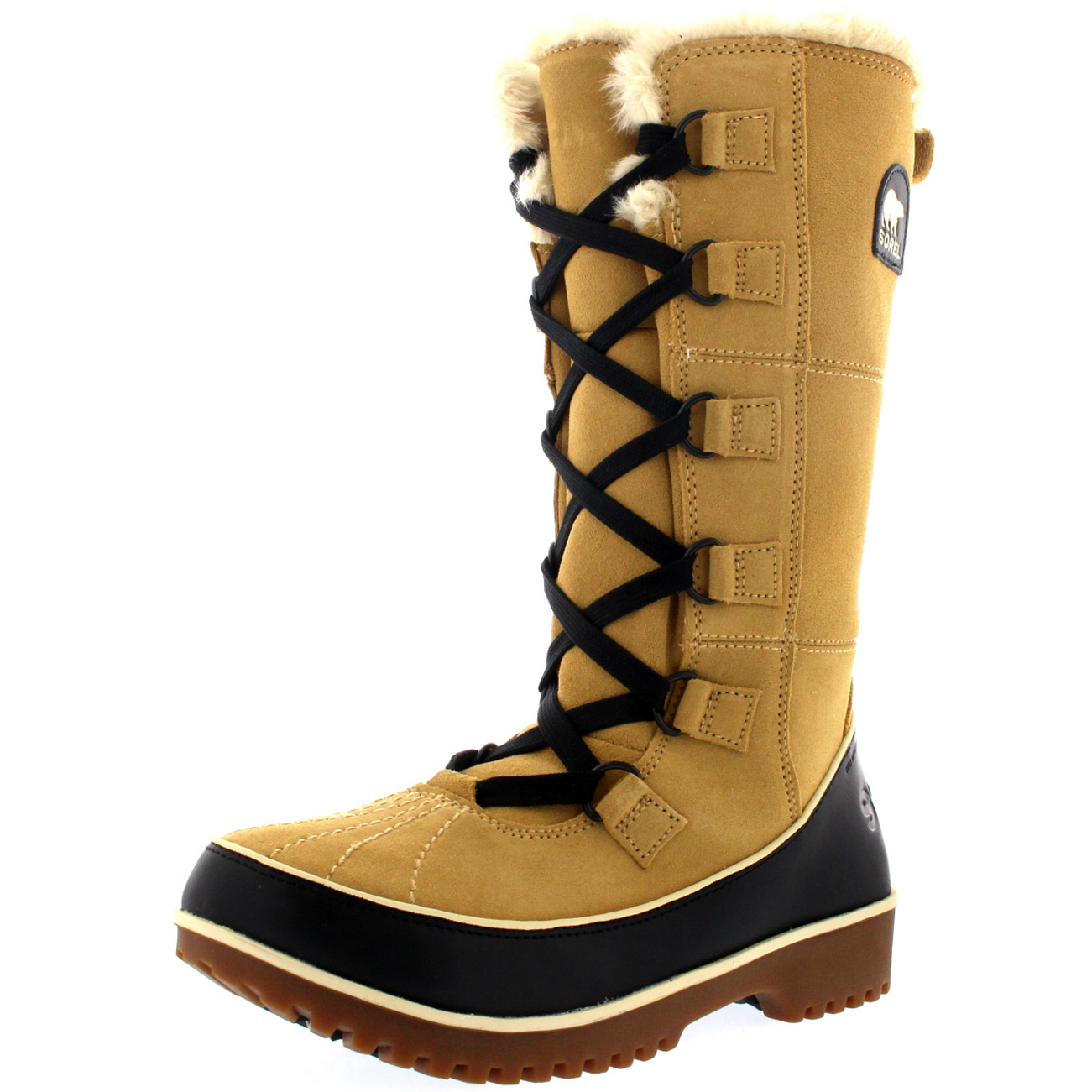 Suede Mid Calf Snow Boots quality free shipping AlcY4l