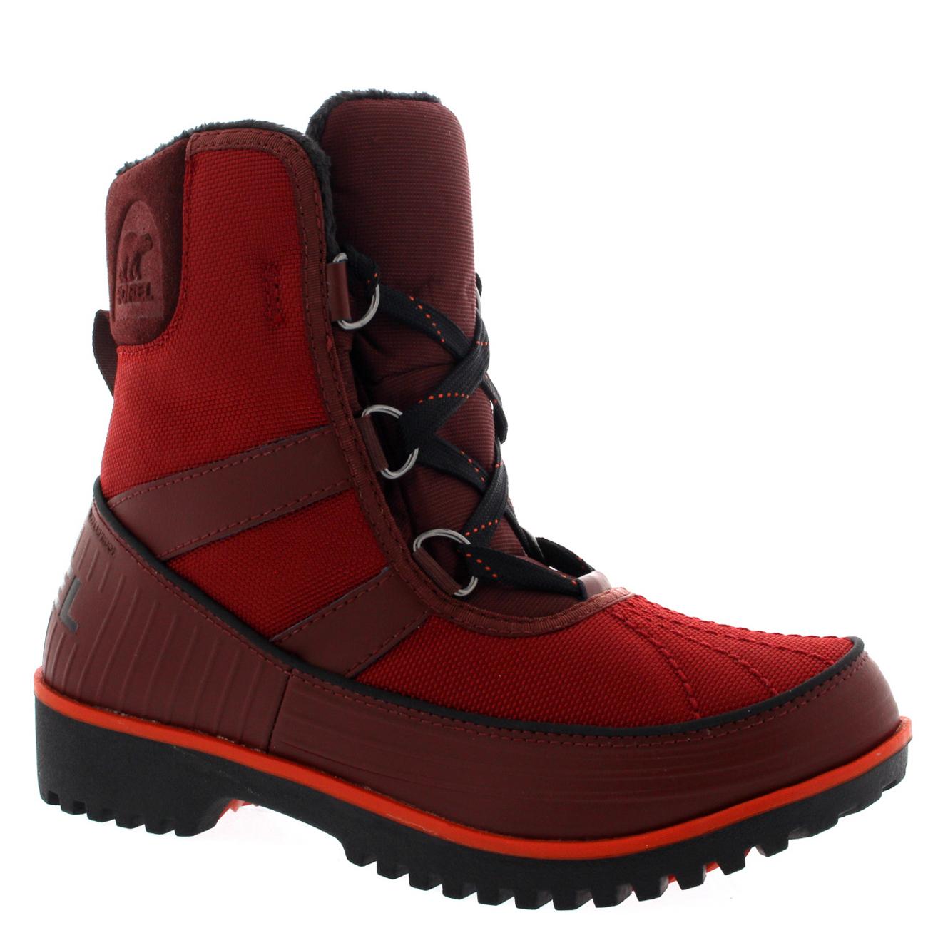 Zapatos especiales con descuento Ladies Sorel Tivoli II Casual Winter Snow Fur Suede Warm Mid Calf Boot All Sizes