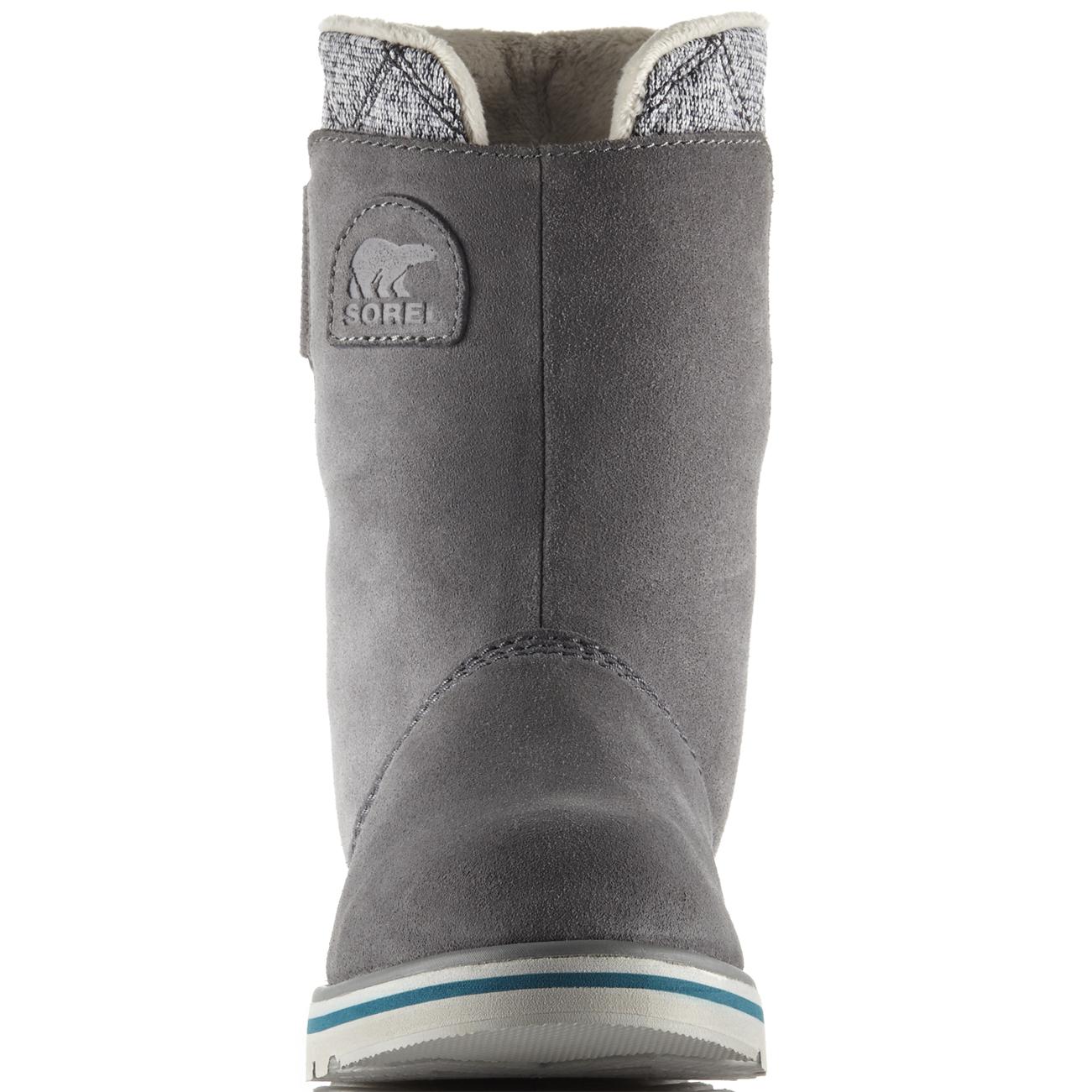 Señoras Sorel Rylee Gamuza Botas Senderismo Nieve Caminar Pato Impermeable Todos los Tamaños