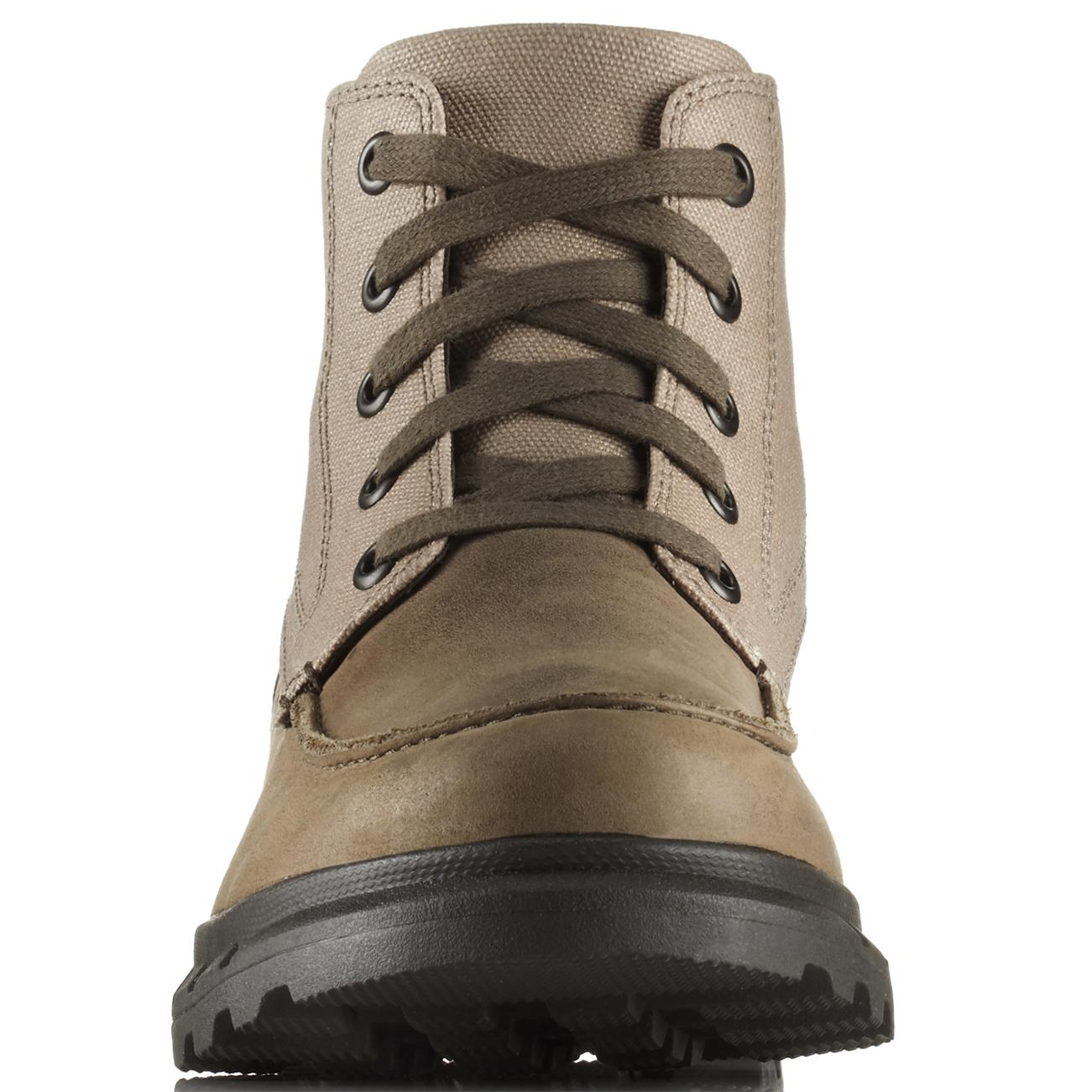 Mens Sorel Portzman Moc Toe Snow Snow Snow Walking Trekking Mountain Ankle Stiefel All Größes 66ef2c