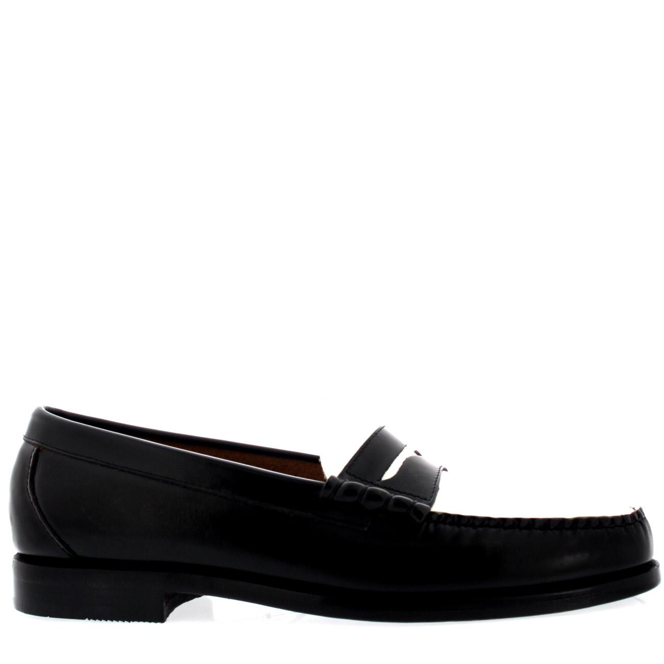 Mens Weejun Larson Moc Penny Brown Leather Shoes 43 EU G.H. Bass & Co. Billig Extrem Auslass Günstiger Preis Günstig Kaufen Spielraum Am Besten Zu Verkaufen SO96Xgp