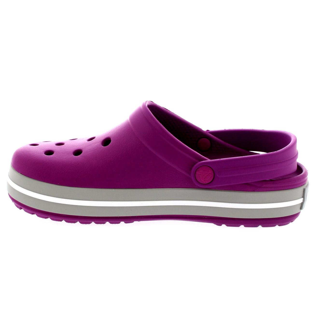 official photos 14b85 59ec1 Unisex-Womens-Mens-Crocs-Crocband-Summer-Mules-Slip-
