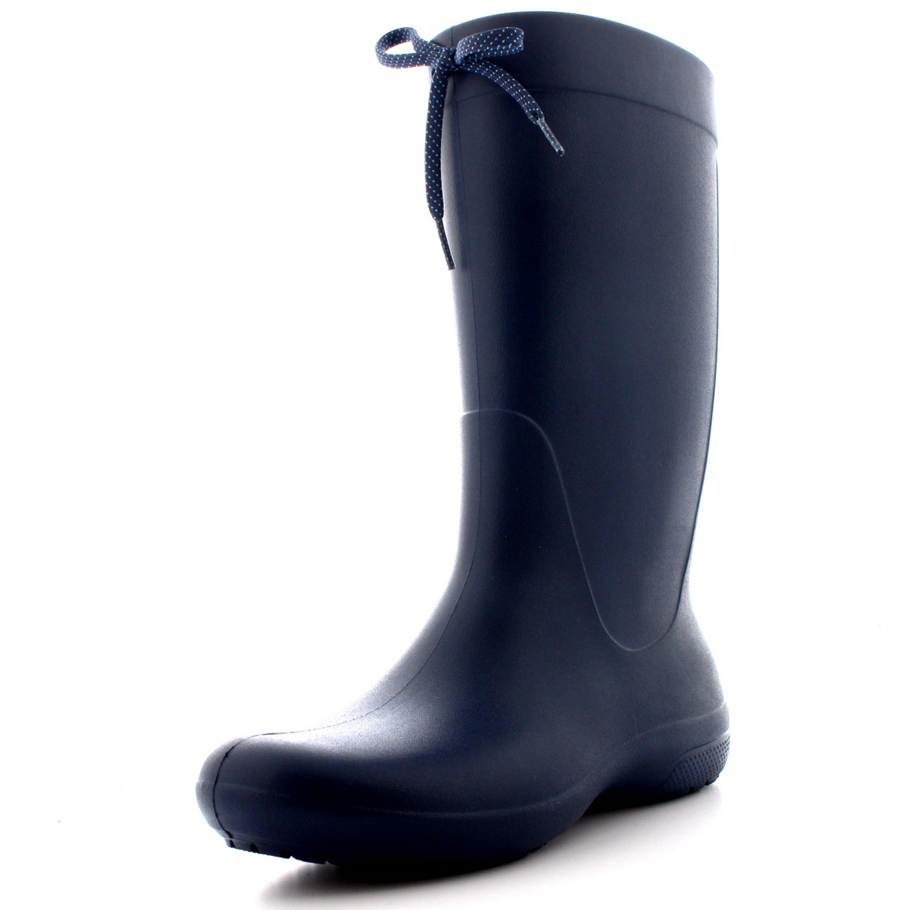 Ladies-Crocs-Freesail-Rain-Wellies-Pull-On-Lightweight-Mid-Calf-Boots-All-Sizes