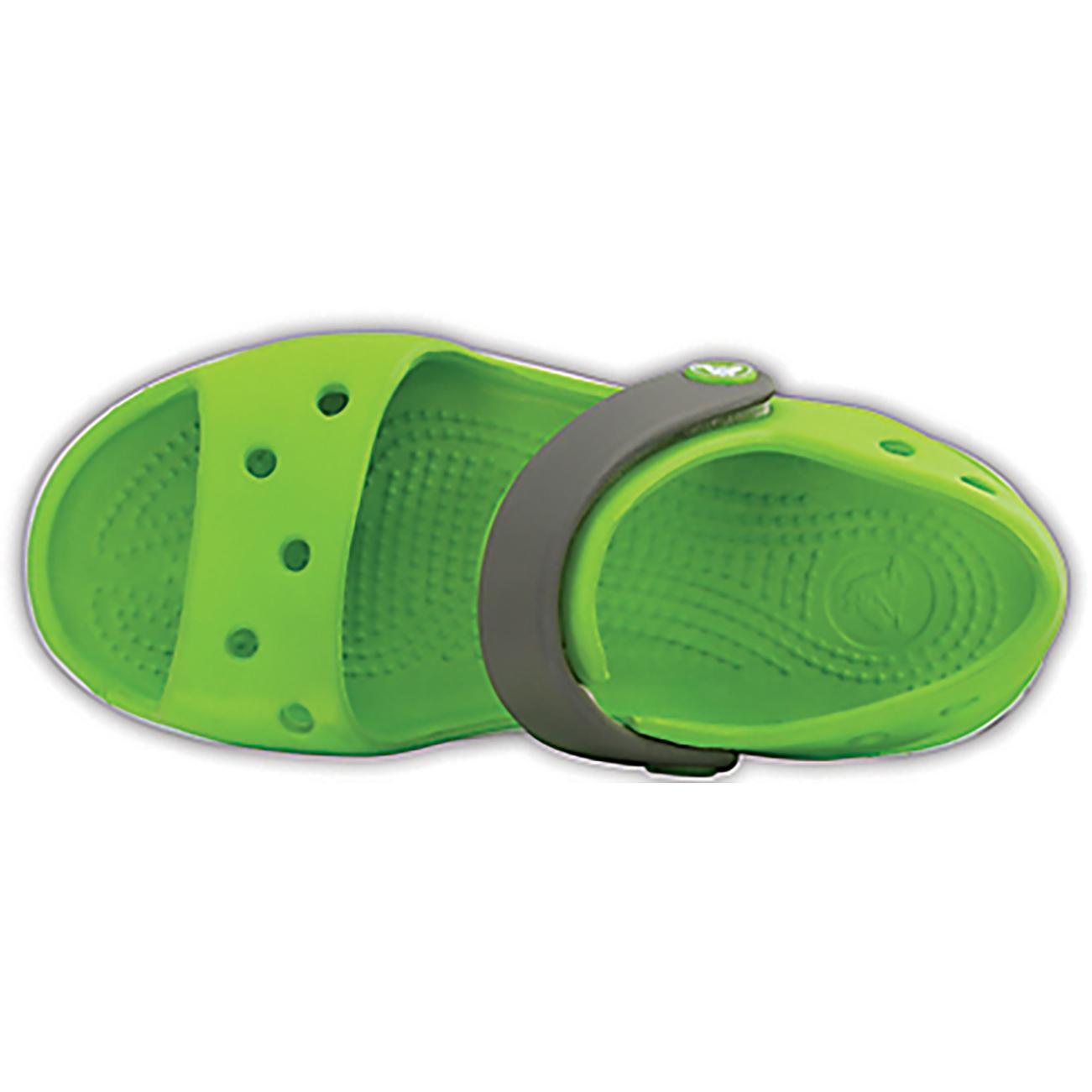 Unisex Kids Crocs Crocband Clog Water Resistant Sea Pool Rubber Sandal All Sizes