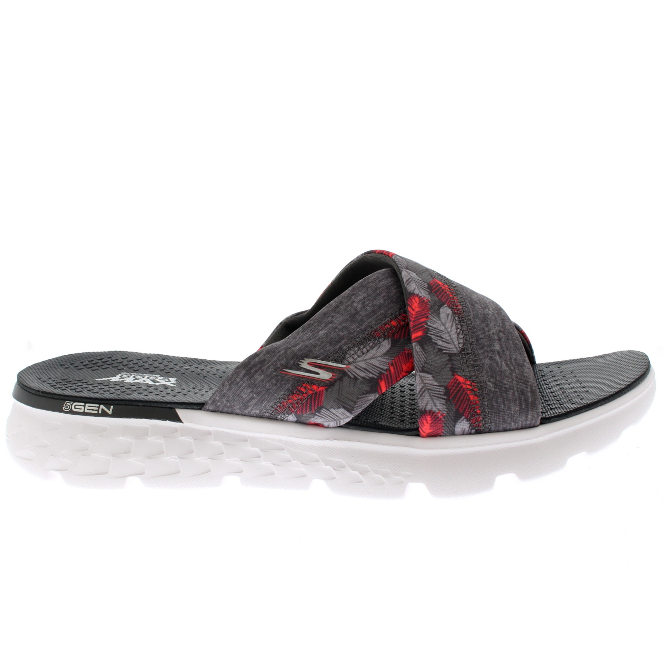 Womens Skechers On The Go 400 Tropical Lightweight Yoga