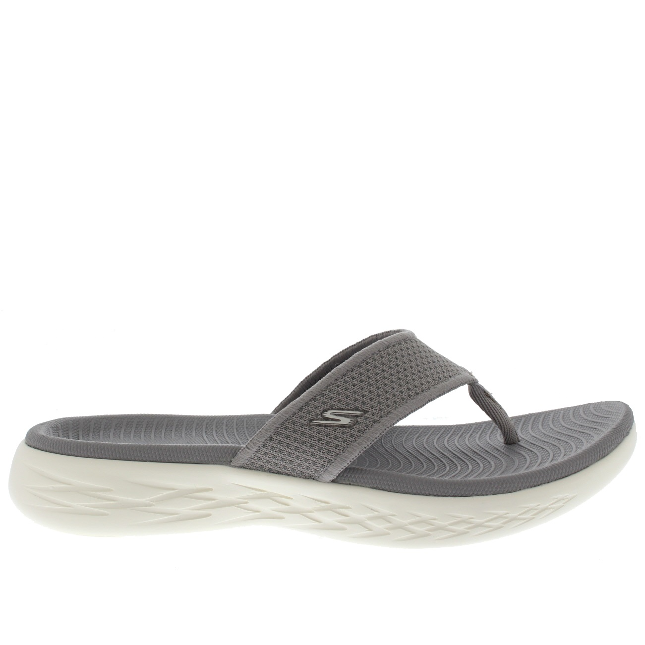 3635dd2dffd1 Ladies Skechers On The Go 600 Toe Post Thong Sandals Beach Flip Flops All  Sizes