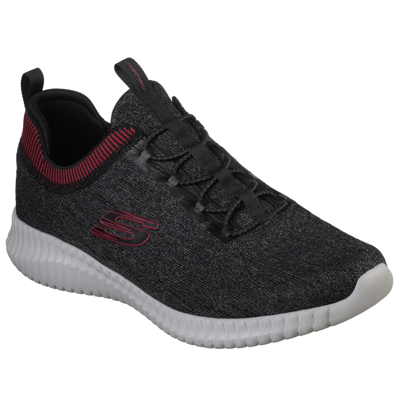 Da Uomo Skechers Elite Flex Hartnell Jogging Jogging Jogging Palestra Sport Fitness Scarpe da ginnastica Tutte Le Taglie 50e0ce