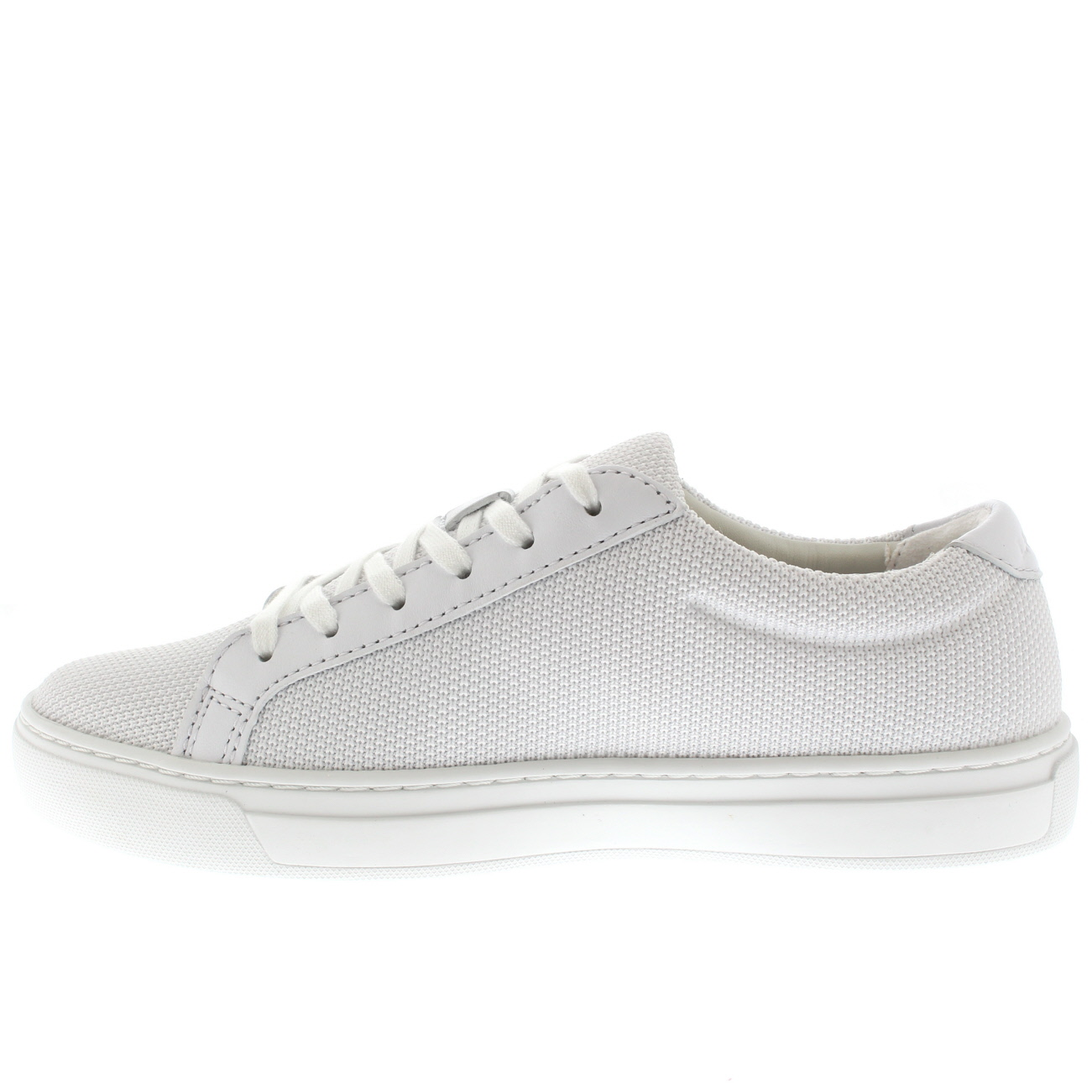 b491a482b Ladies Lacoste L12.12 2 Designer Summer Fashion Low Cut White Trainers All  Sizes