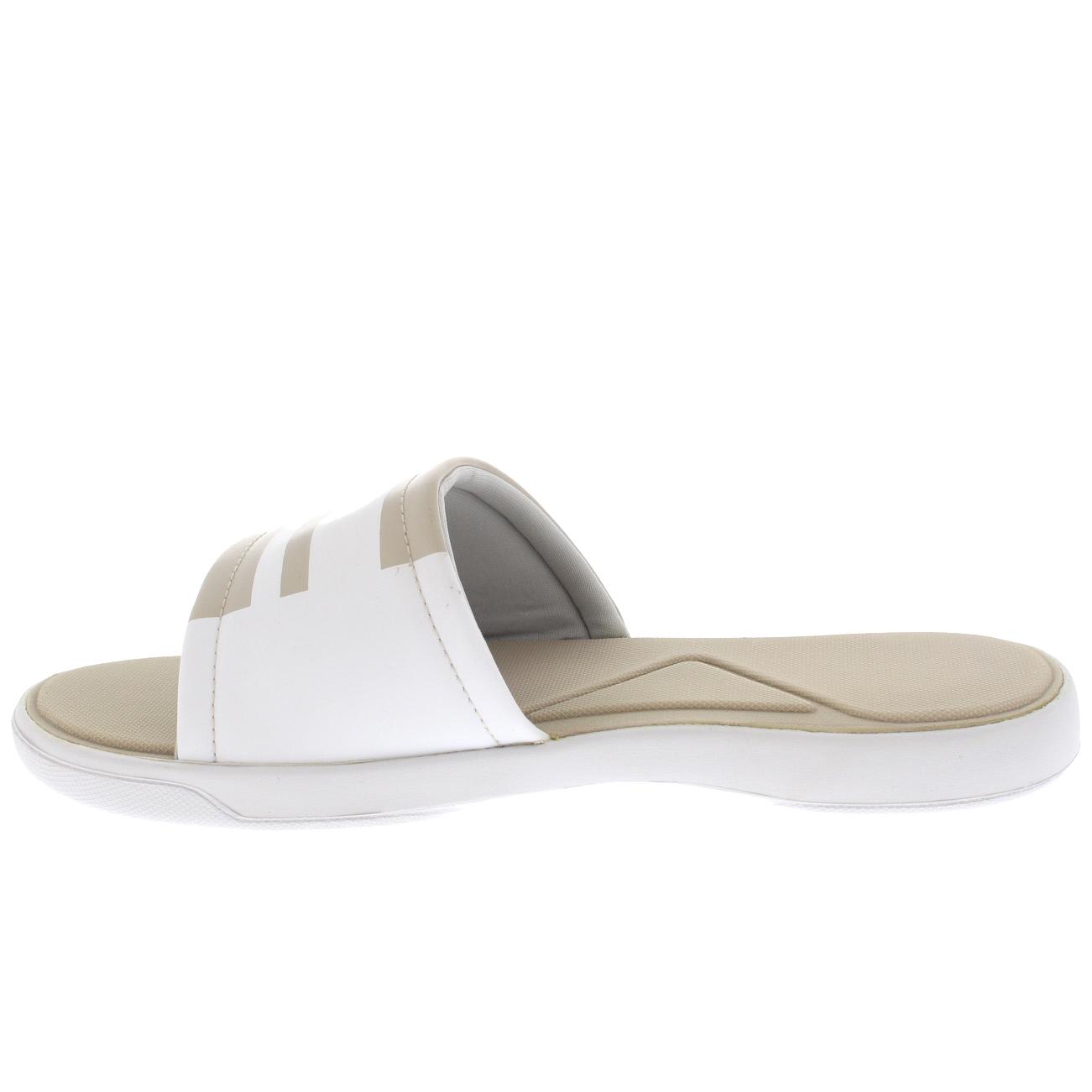 cc7eba3bb Ladies Lacoste L.30 Slide 317 1 Sports Lightweight Sliders Sandals ...