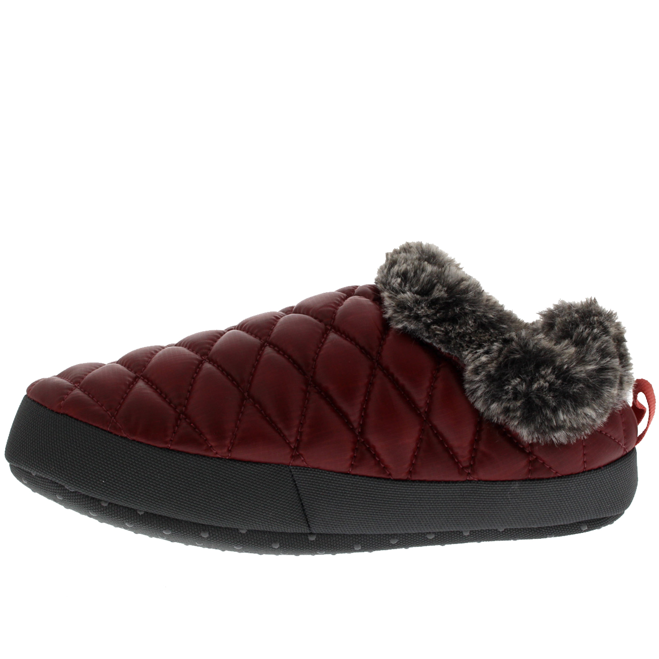 Ladies-The-North-Face-Thermoball-Tent-Mule-Faux-  sc 1 st  eBay & Ladies The North Face Thermoball Tent Mule Faux Fur IV Warm ...