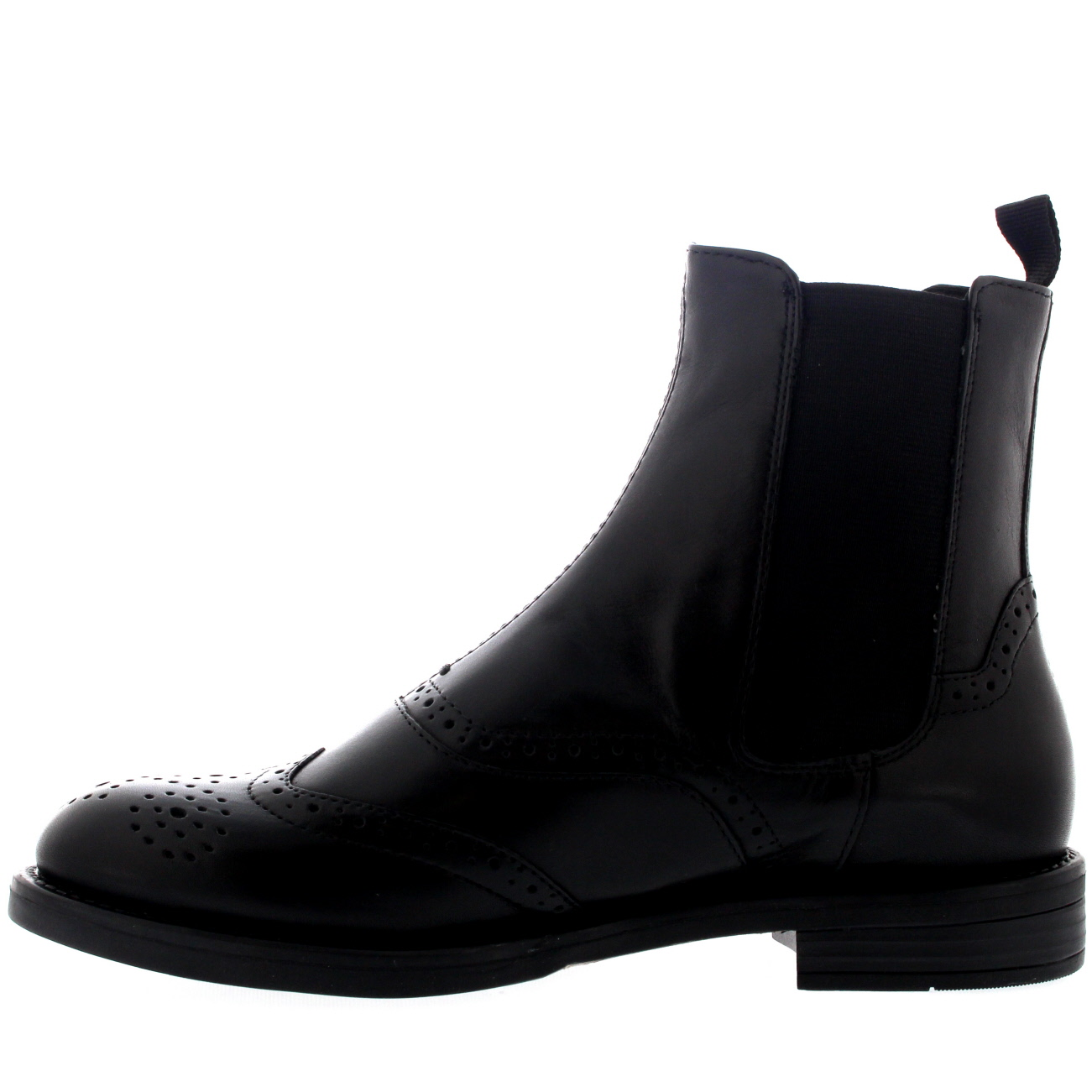 b23df5dab83 Ladies Vagabond Amina Office Leather Brogue Smart Ankle Chelsea Boots All  Sizes