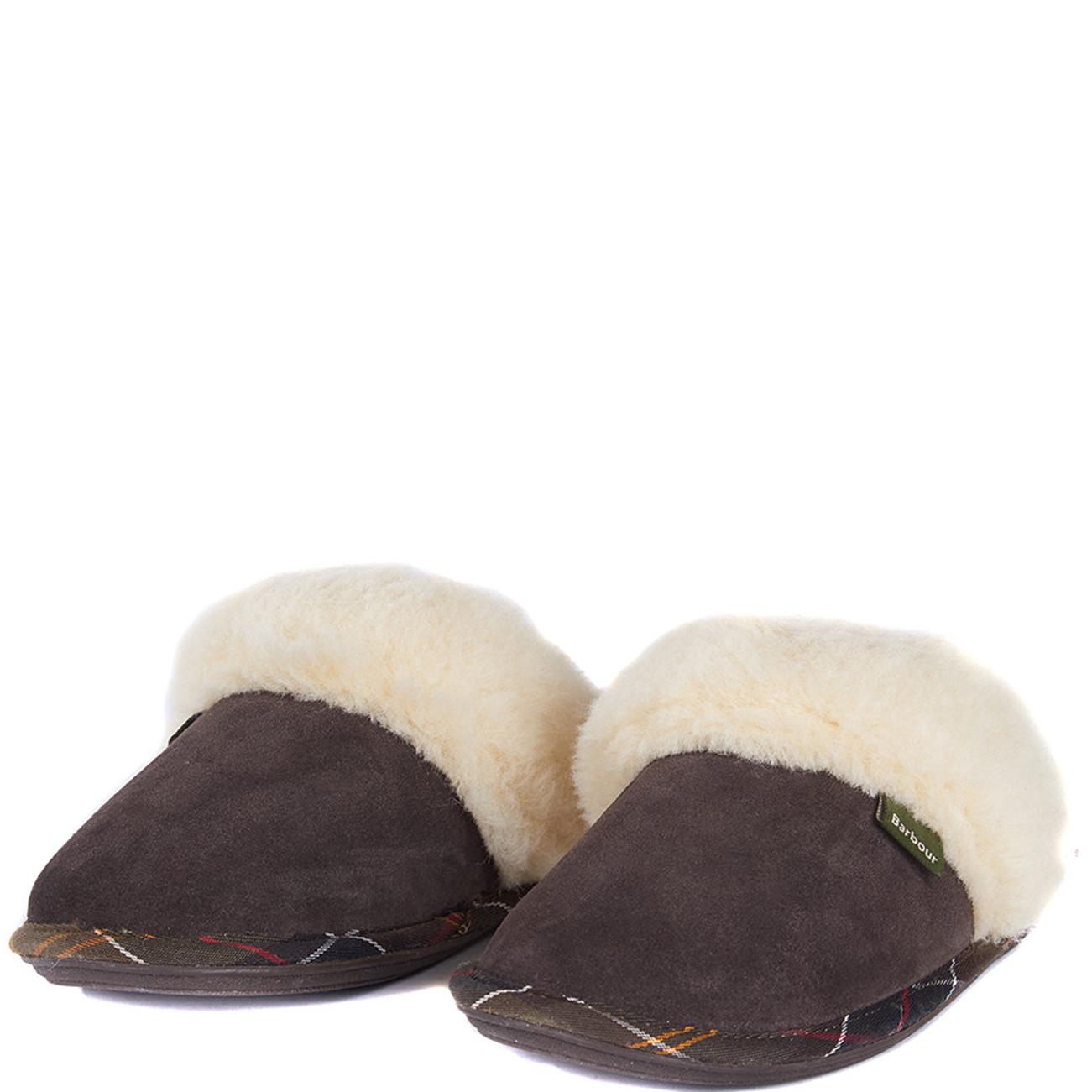 Donna Barbour Lydia Indoor casa accogliente pelliccia sintetica Invernali Invernali Invernali Pantofole Tutte Le Taglie a6e3e2