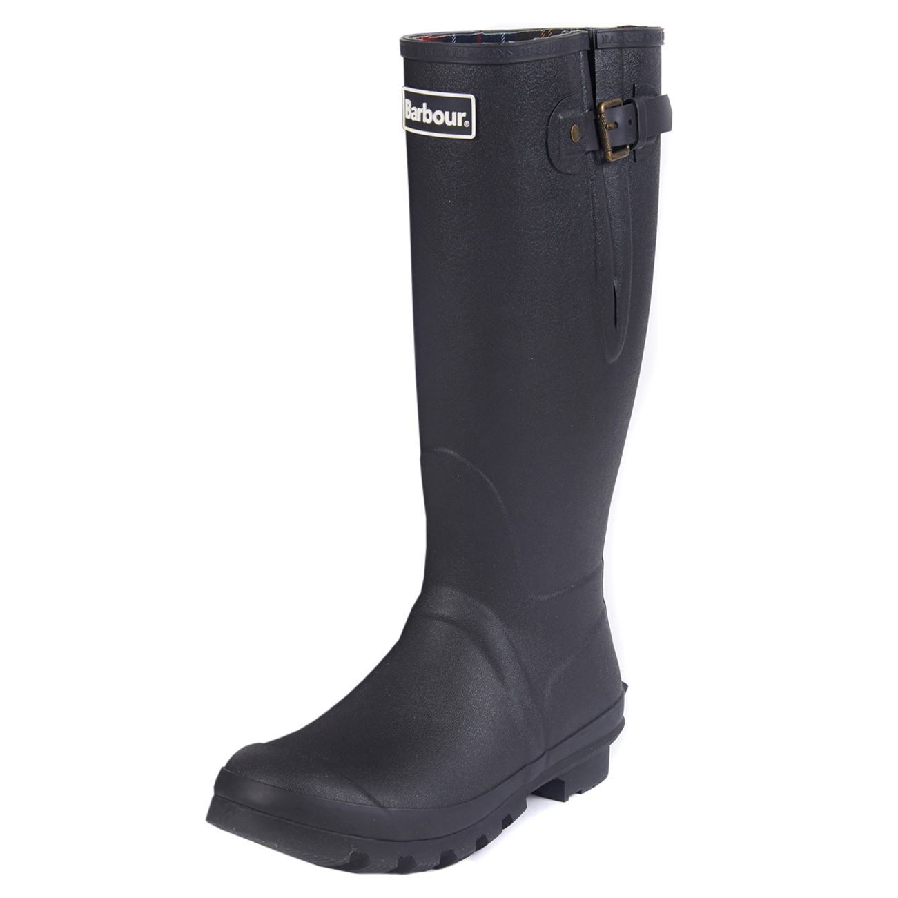 Mens-Barbour-Amble-Muck-Stable-Winter-Rain-Mud-Snow-Durable-Flat-Boots-All-Sizes miniatuur 16