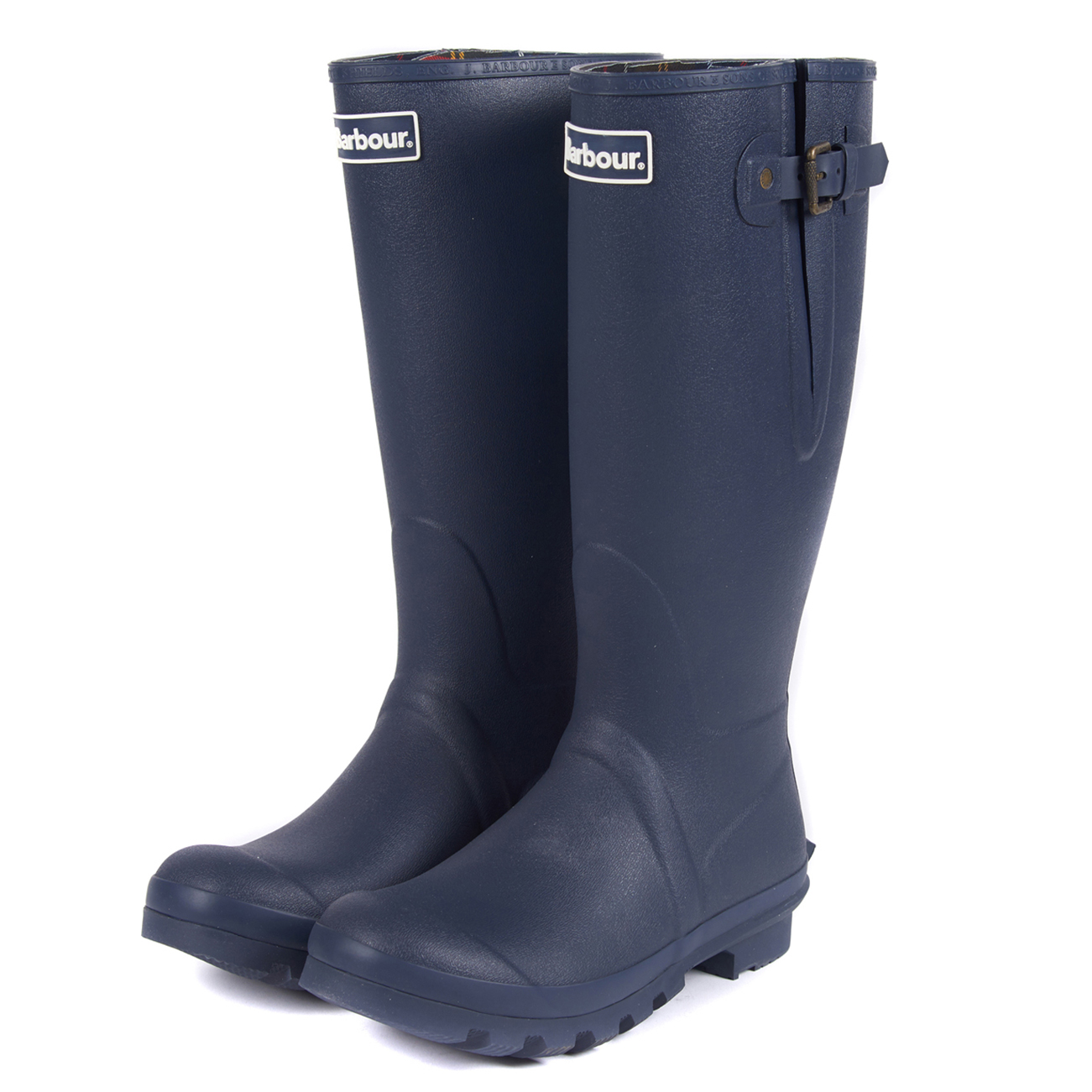 Mens-Barbour-Amble-Muck-Stable-Winter-Rain-Mud-Snow-Durable-Flat-Boots-All-Sizes miniatuur 18