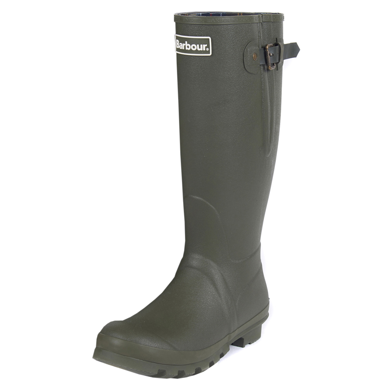 Mens-Barbour-Amble-Muck-Stable-Winter-Rain-Mud-Snow-Durable-Flat-Boots-All-Sizes miniatuur 24
