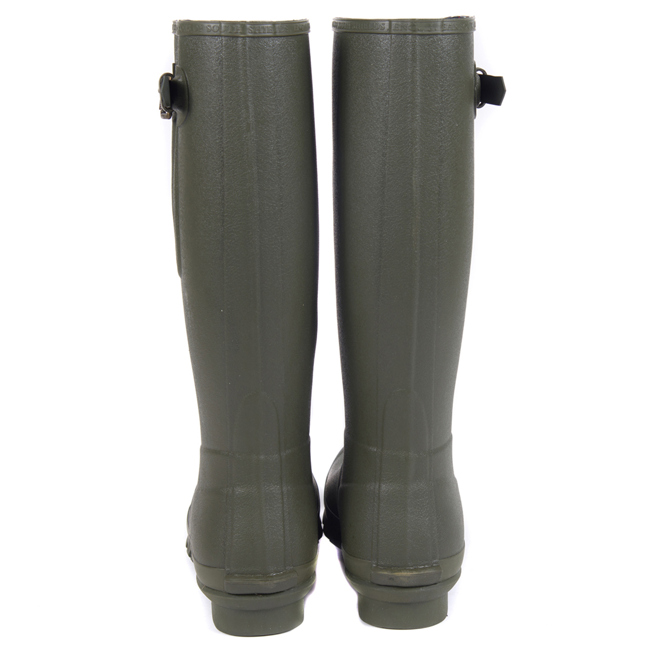 Mens-Barbour-Amble-Muck-Stable-Winter-Rain-Mud-Snow-Durable-Flat-Boots-All-Sizes miniatuur 23