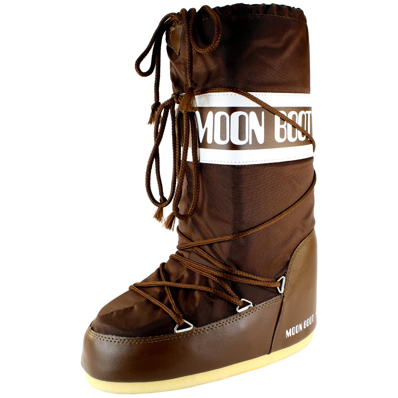 Zapatos invierno señora tecnica Moon Botas nylon Water Proof llover invierno Zapatos ski botas 36-41 6a6656
