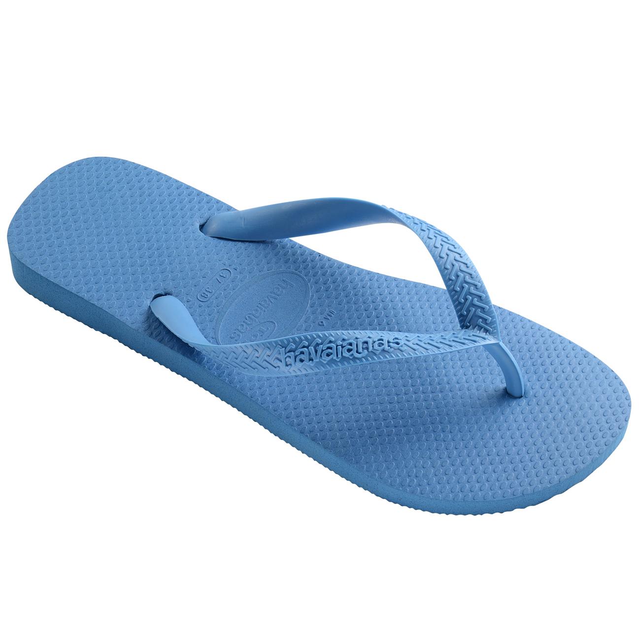 Havaianas Damen Top Gummi Leicht Strand Urlaub Lässig Sandale Flip-Flop - Schockierend Rosa - 37/38 2Cx95Gftxh