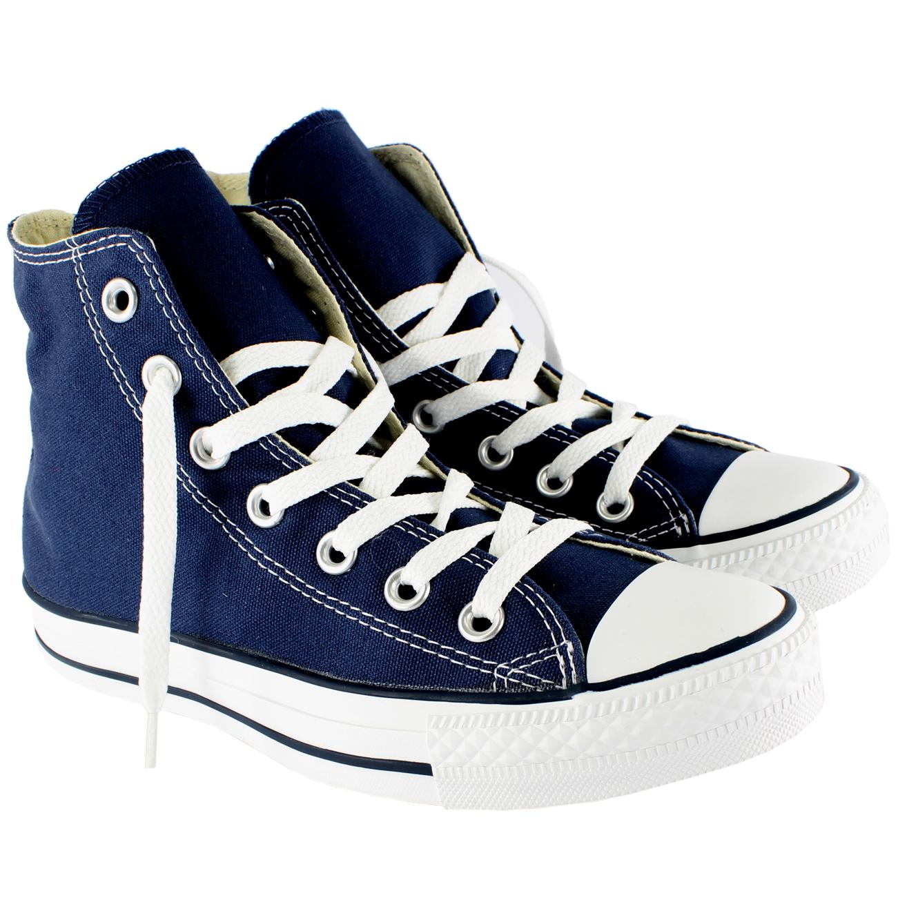 converse damen blue navy