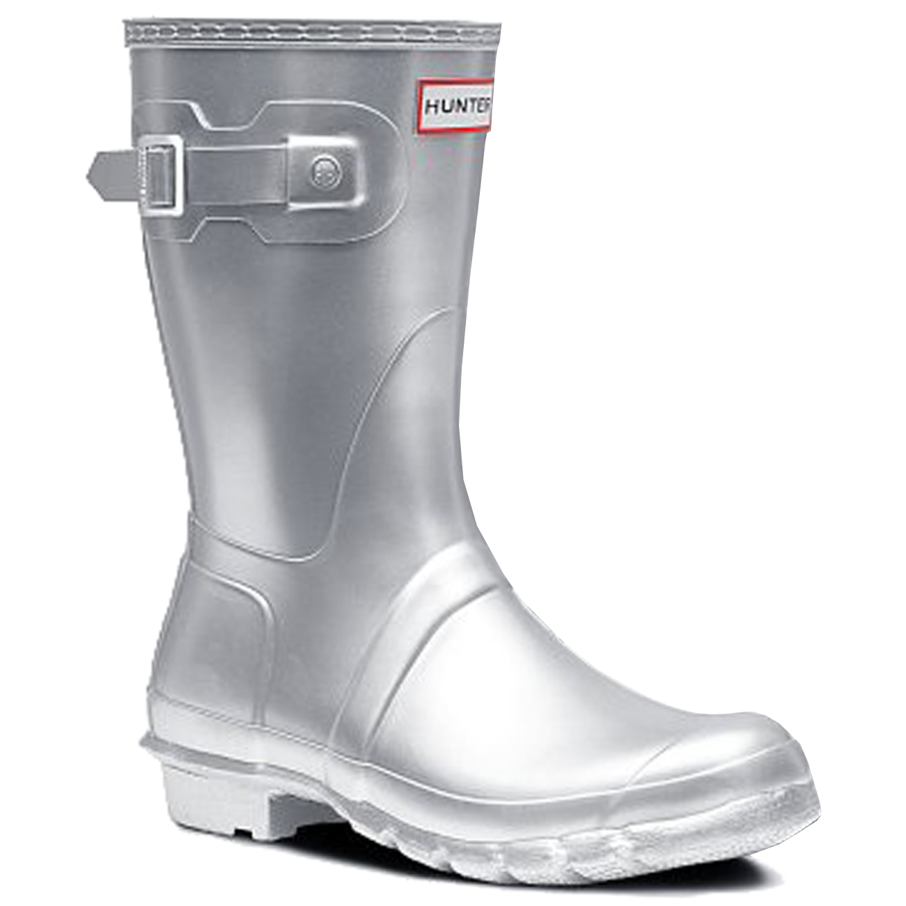 check out 5c533 6e625 Details zu Damen Hunter Original Short Schnee Regen Gummi Gummistiefel  Stiefel EU 36-43