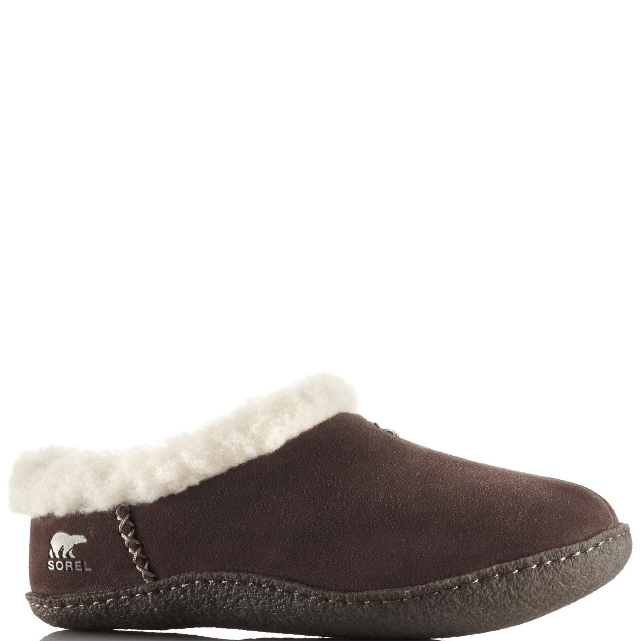 Seora Sorel nakiska slide invierno Pelz forradas de gamuza 36-42 zapatillas UE 36-42 gamuza 72d767