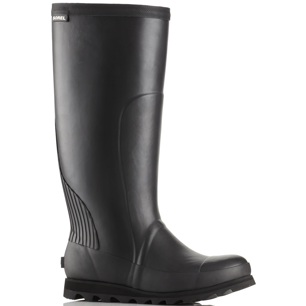 Damen Sorel Joan Regen Tall Wasserdicht Gummi Schnee Regen 36-42 Wellington EU 36-42 Regen d78a2f
