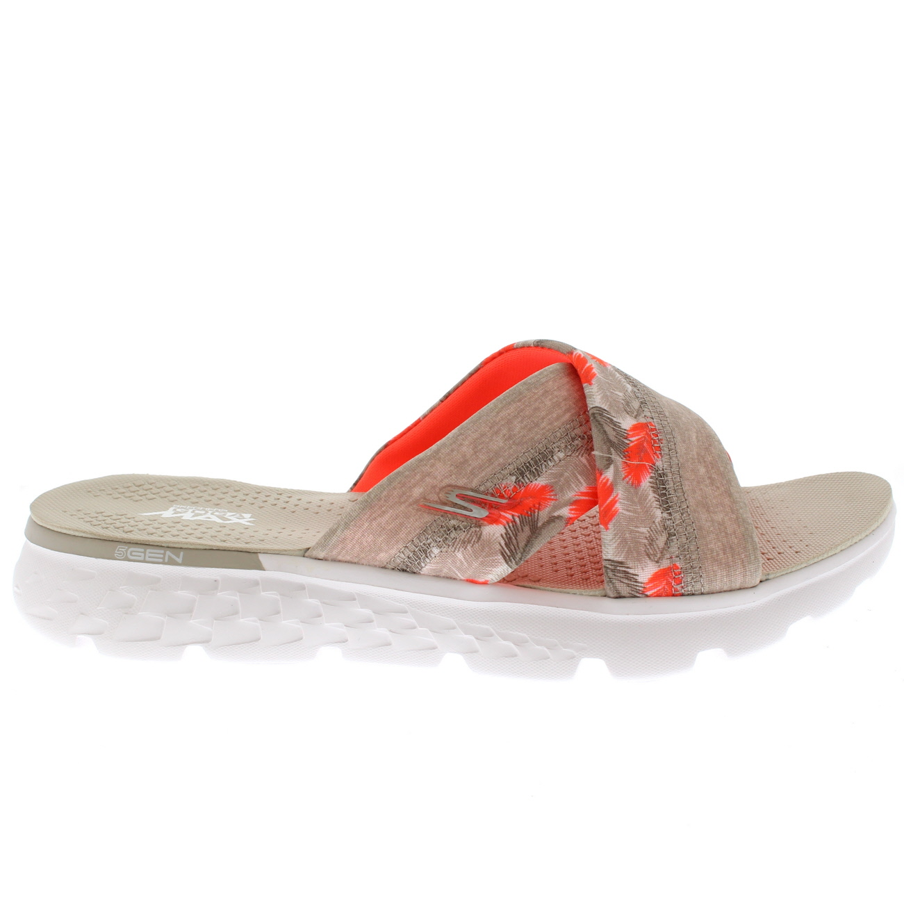 Details Tropical Damen 400 Sandale On Sport Skechers Yoga Zu Eu Leicht Go Gehen 41 The 36 3RA4jq5L