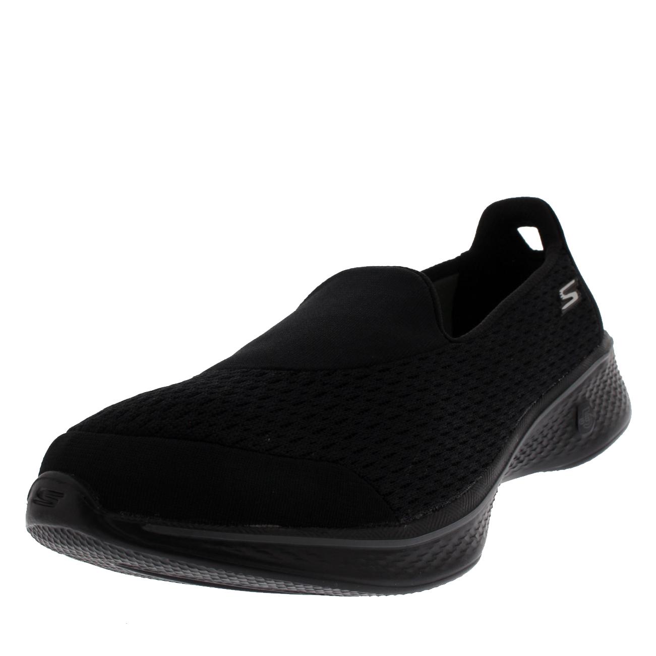 Damen Skechers Go Go Go Walk 4 PurAnzug Gehen Yoga Leicht Mesh Turnschuhe EU 36-41  | Moderne und stilvolle Mode  43cdde